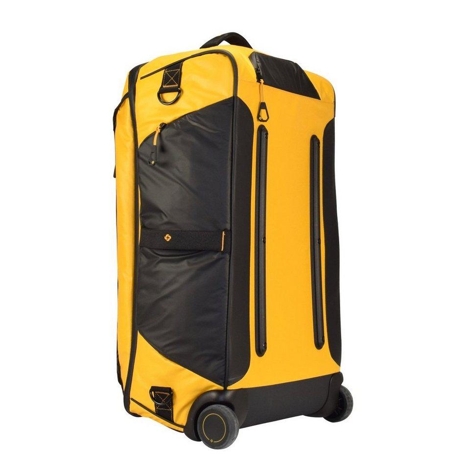 Samsonite Paradiver Light Rollen-Reisetasche 67 cm in yellow