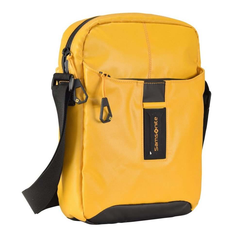 Samsonite Paradiver Light Crossover Umhängetasche 22 cm in yellow