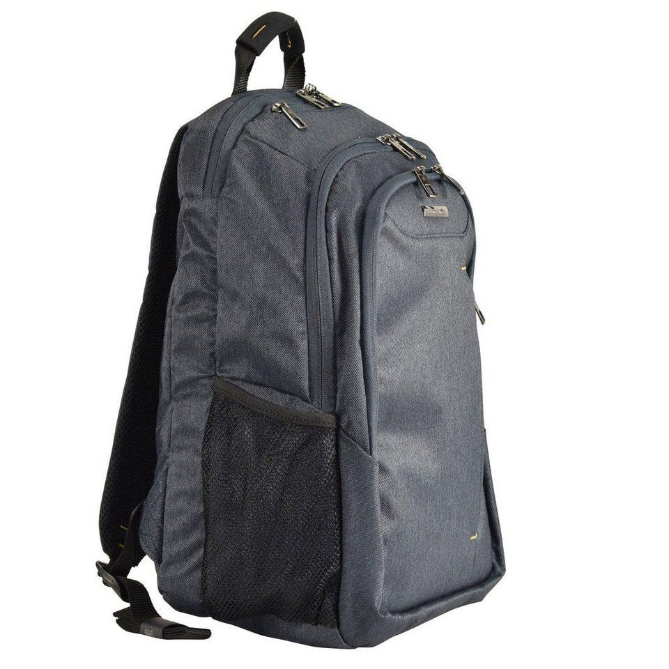 Samsonite Guardit Jeans Backpack Rucksack 48 cm Laptopfach in jeans blue