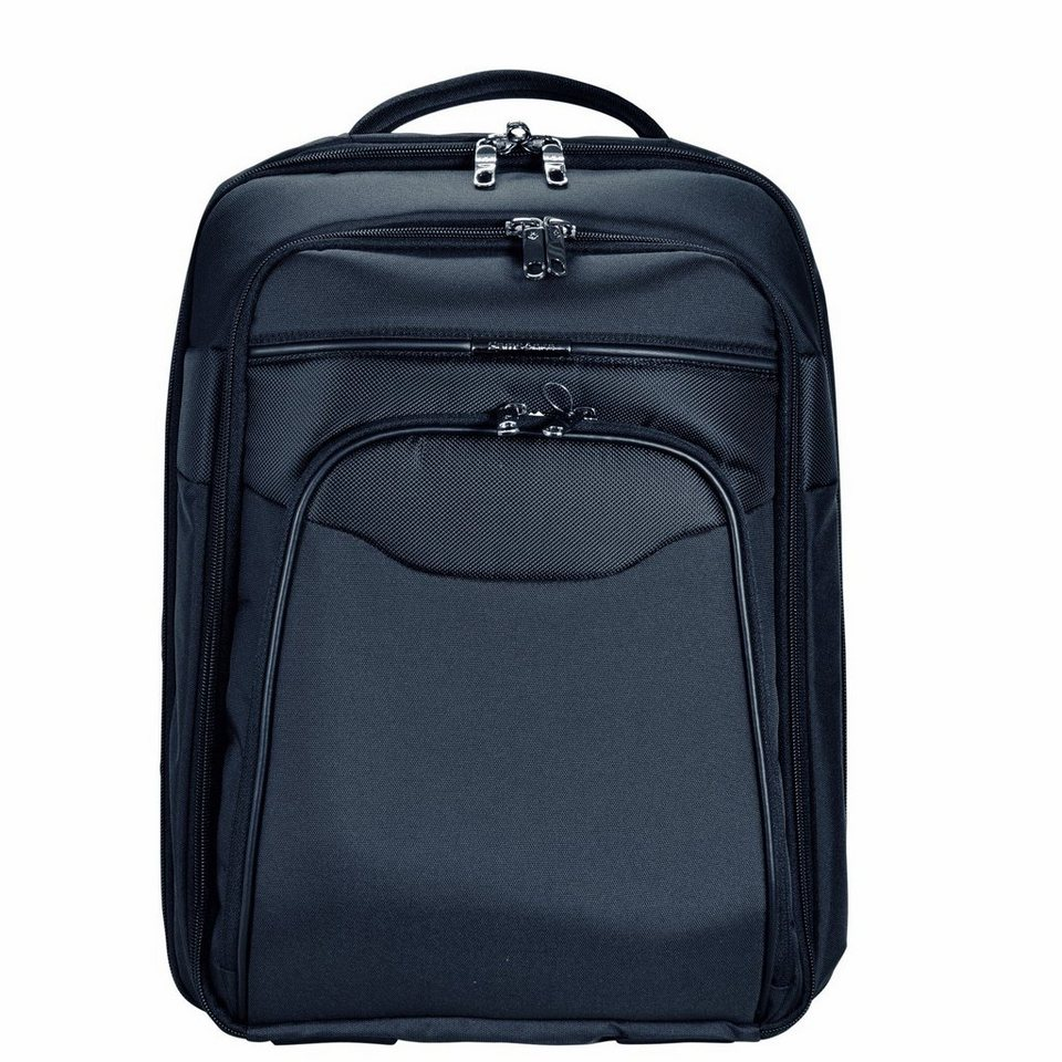 Samsonite Desklite Business Rucksack 46 cm Laptopfach in blue