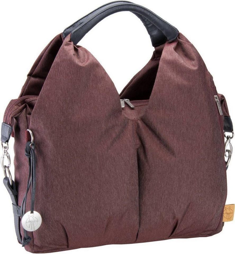 Lässig Neckline Bag Ecoya in Burgundy Red