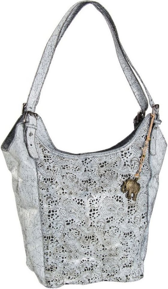 Anokhi Snow White in Mouse/White Crackle