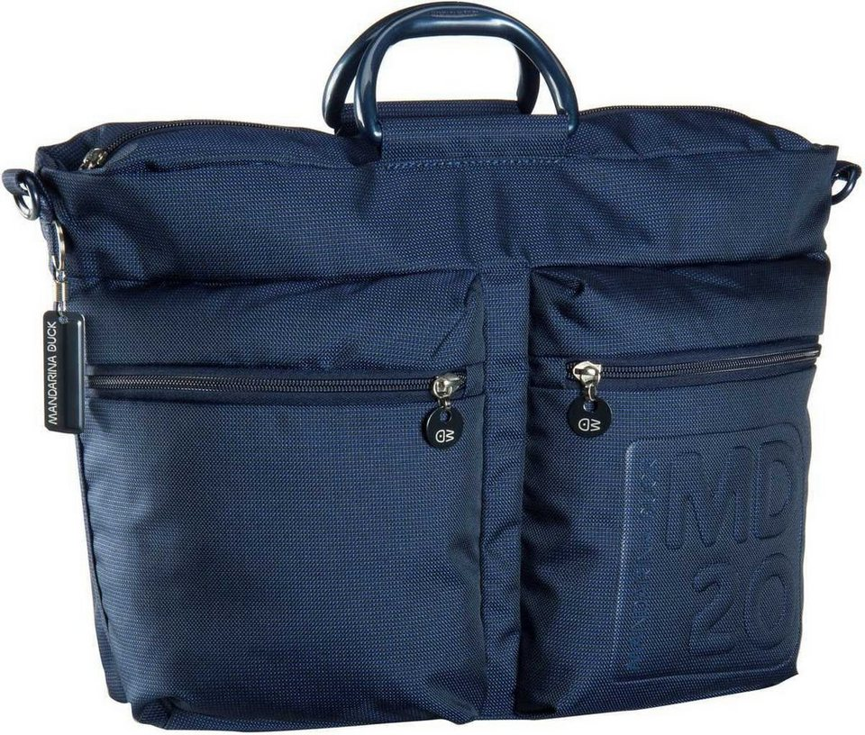 Mandarina Duck MD20 Business Bag in Dress Blue