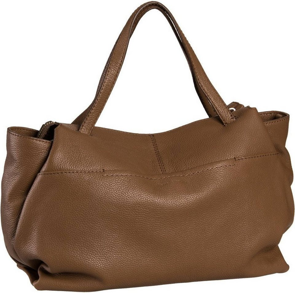 Marc O'Polo Luna Handbag L in Camel