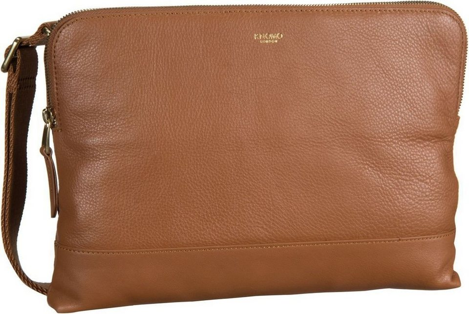 "knomo Mayfair Luxe Molton 12"" in Caramel"