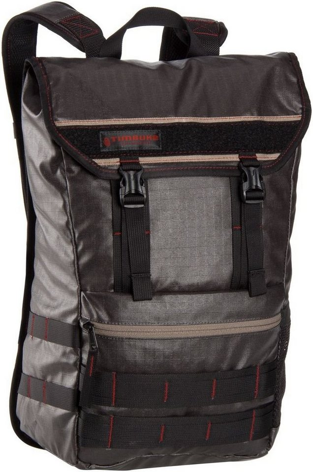 Timbuk2 Rogue Backpack in Carbon/Fire