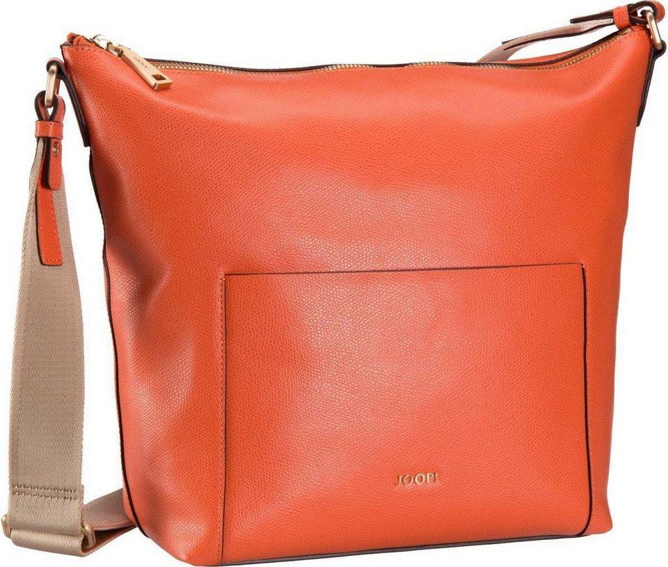 Joop Kassandra Grano Shoulder Bag Large in Orange