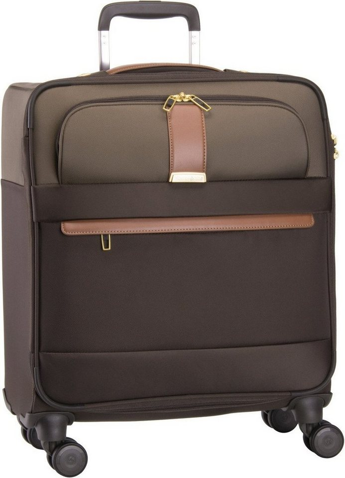 Samsonite Streamlife Spinner 56 in Olive/Cognac