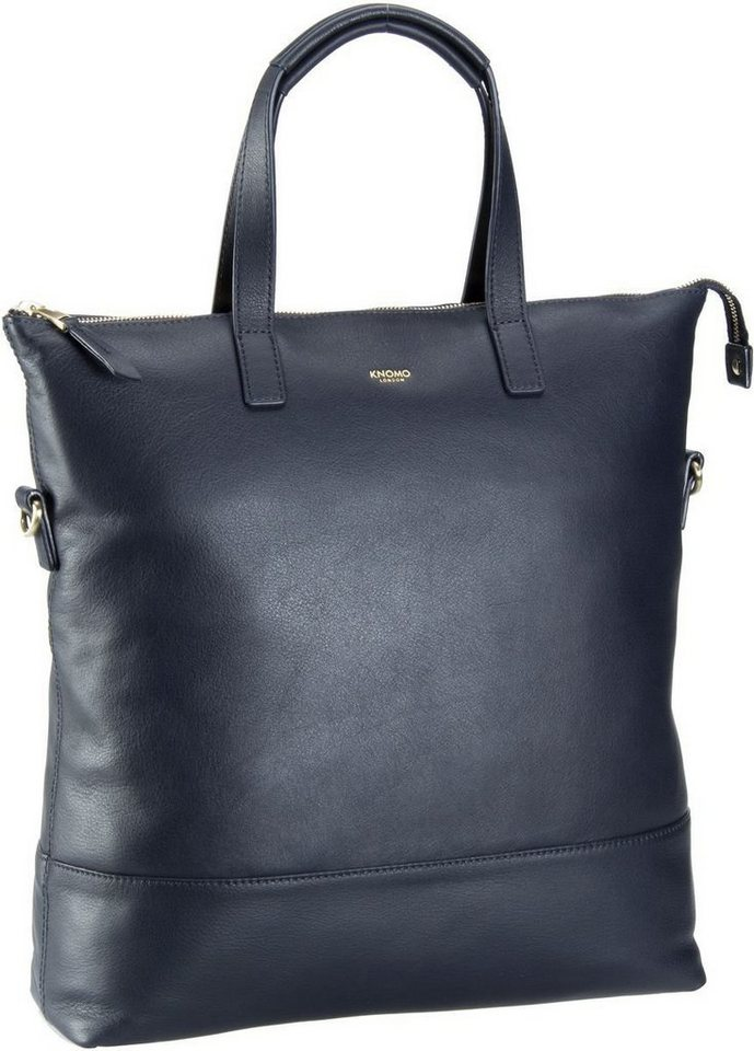 "knomo Mayfair Luxe Vigo 14"" in Navy"