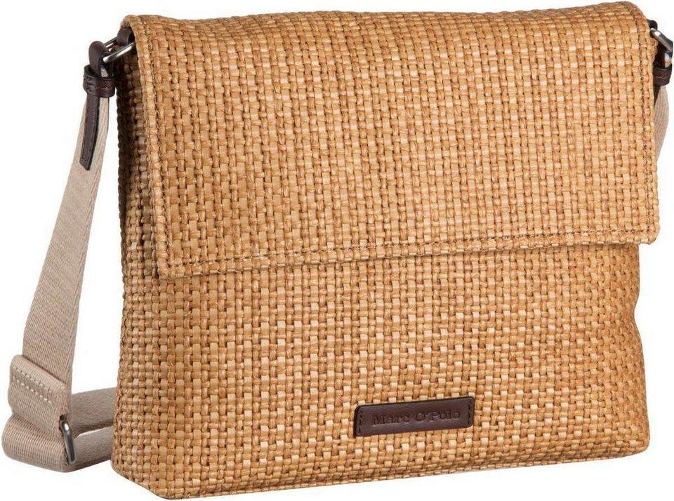 Marc O'Polo Mila Crossbody Bag M in Natural