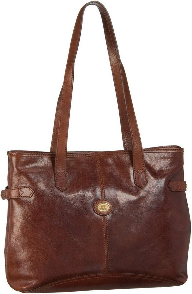 The Bridge Story Donna Shopper Bag in Braun