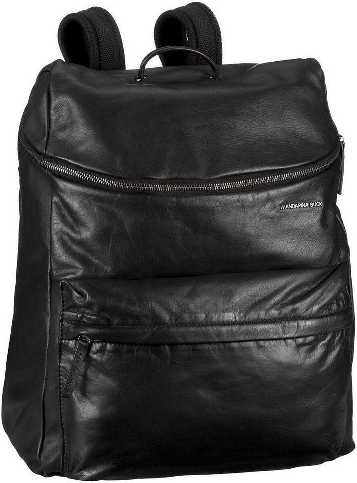 Mandarina Duck Duplex Backpack in Black