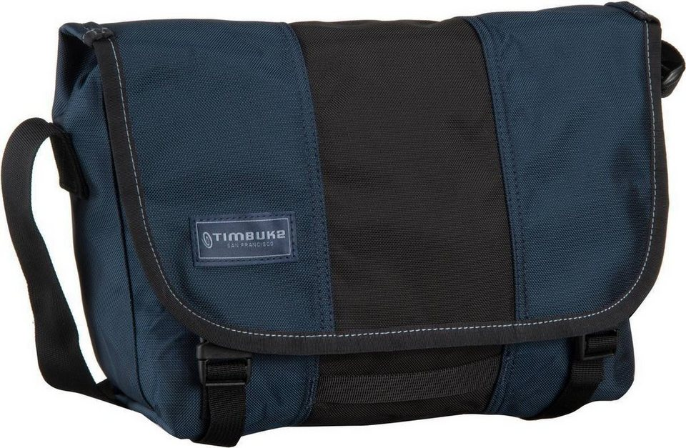 Timbuk2 Classic Messenger Bag XS in Dusk Blue/Black