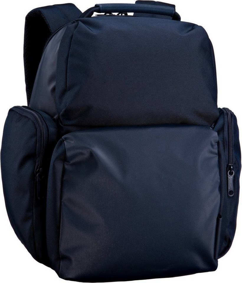 Mandarina Duck Work Young Backpack M in Dress Blue