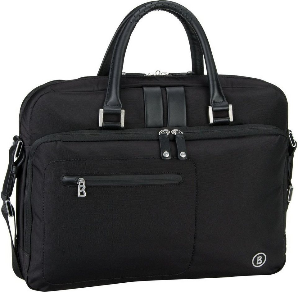 Bogner BLM FX Laptop Bag S in Black