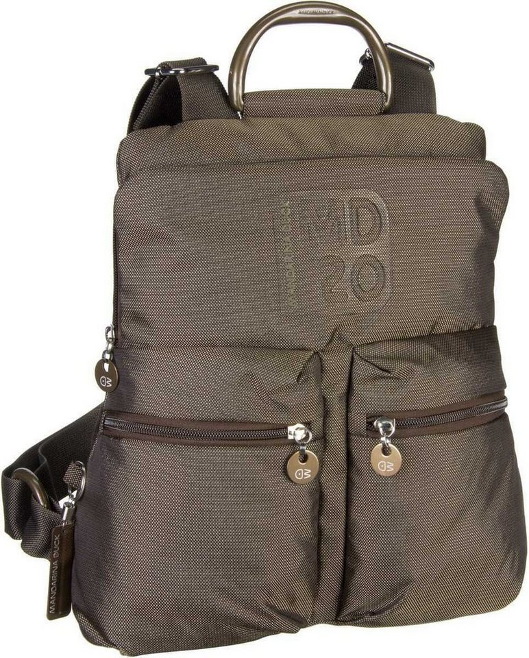 Mandarina Duck MD20 Tipologia Backpack in Pirite