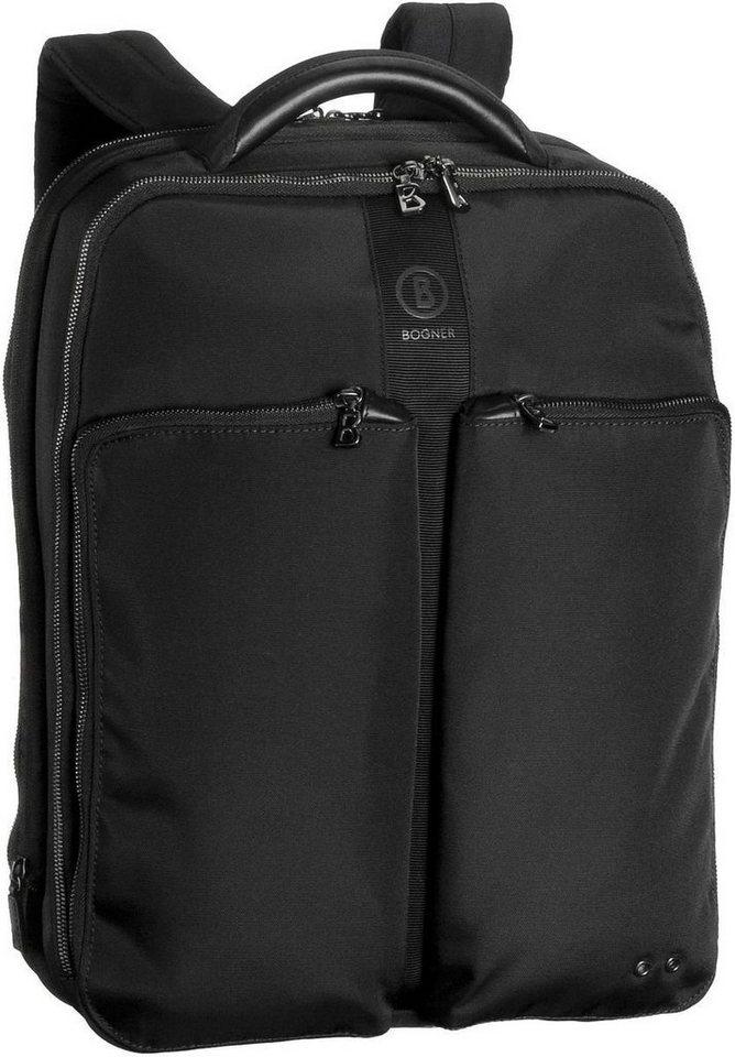 Bogner BLM 1300 Laptop Backpack in Black