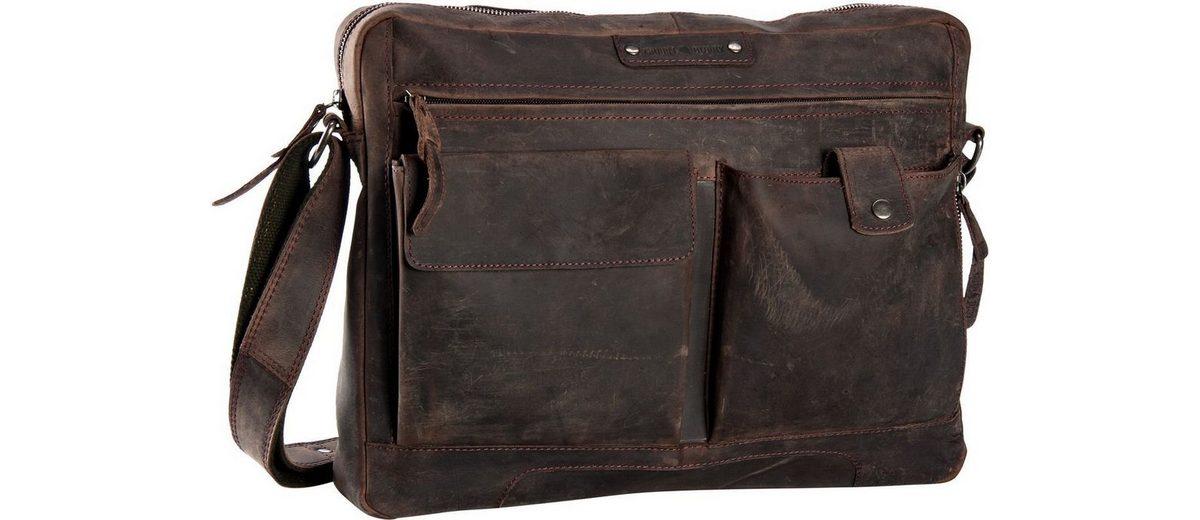 Greenburry Vintage Revival Sattle Bag