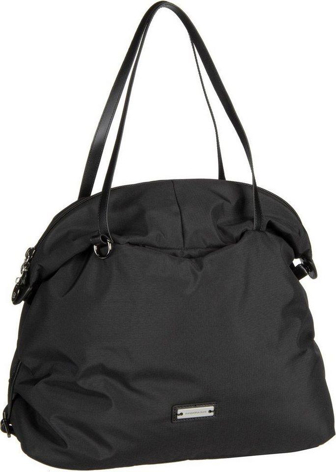 Mandarina Duck Loving Shoulder Bag in Nero