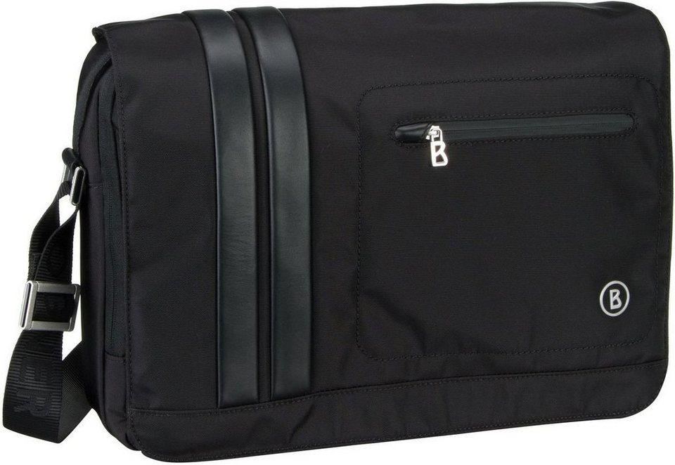 Bogner BLM FX Messenger Bag in Black