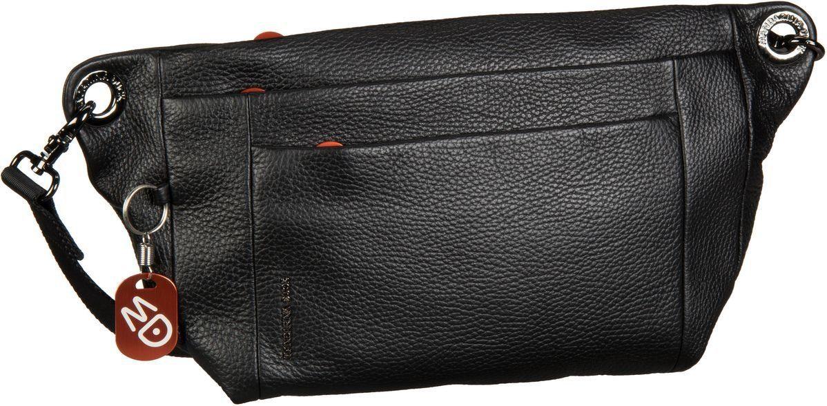 Mandarina Duck Mellow Leather Burn Bag