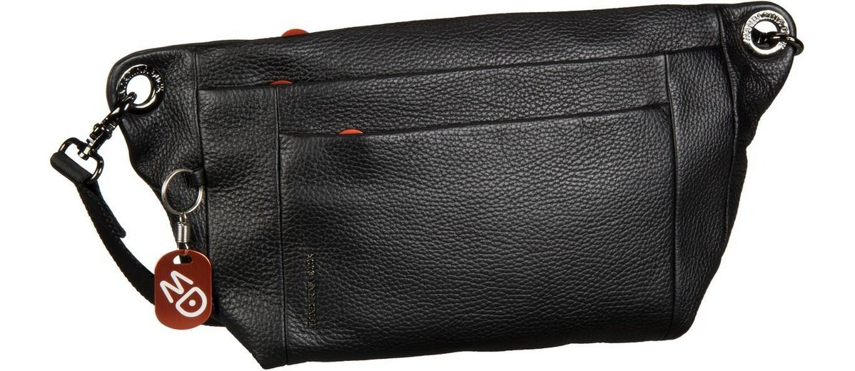 Mandarina Duck Mellow Leather Burn Bag