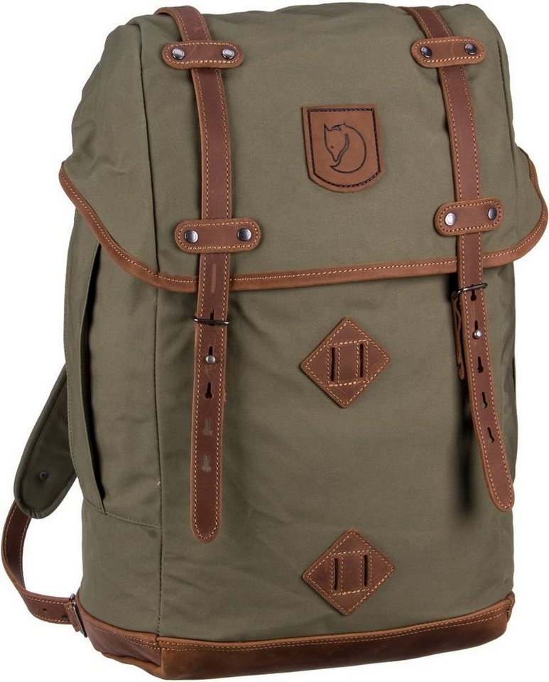 Fjällräven Rucksack No. 21 Large in Green