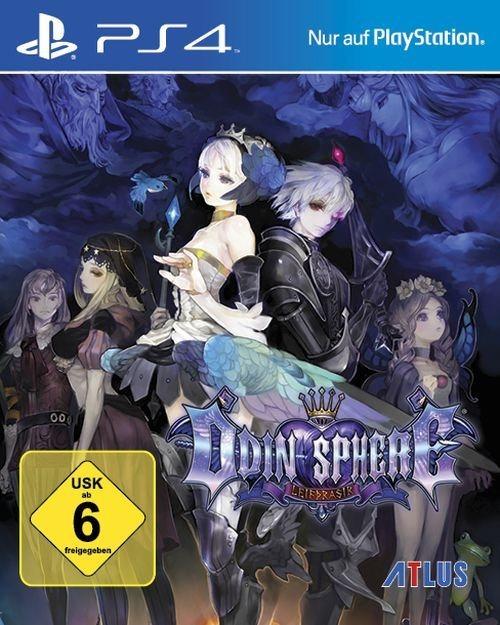 Atlus Playstation 4 - Spiel »Odin Sphere«
