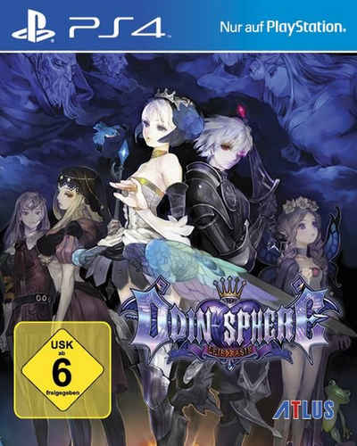 NIS Playstation 4 - Spiel »Odin Sphere«