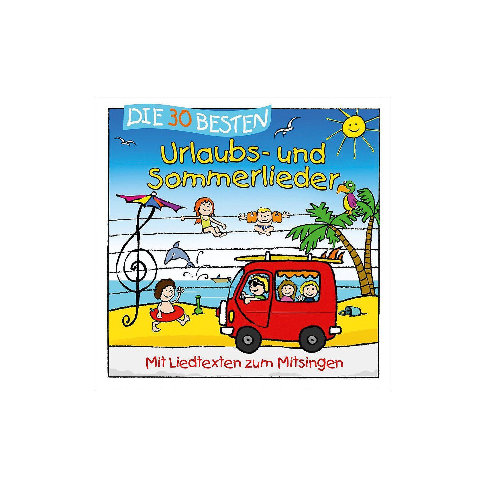 Universal CD Die 30 besten Urlaubs- und Sommerlieder