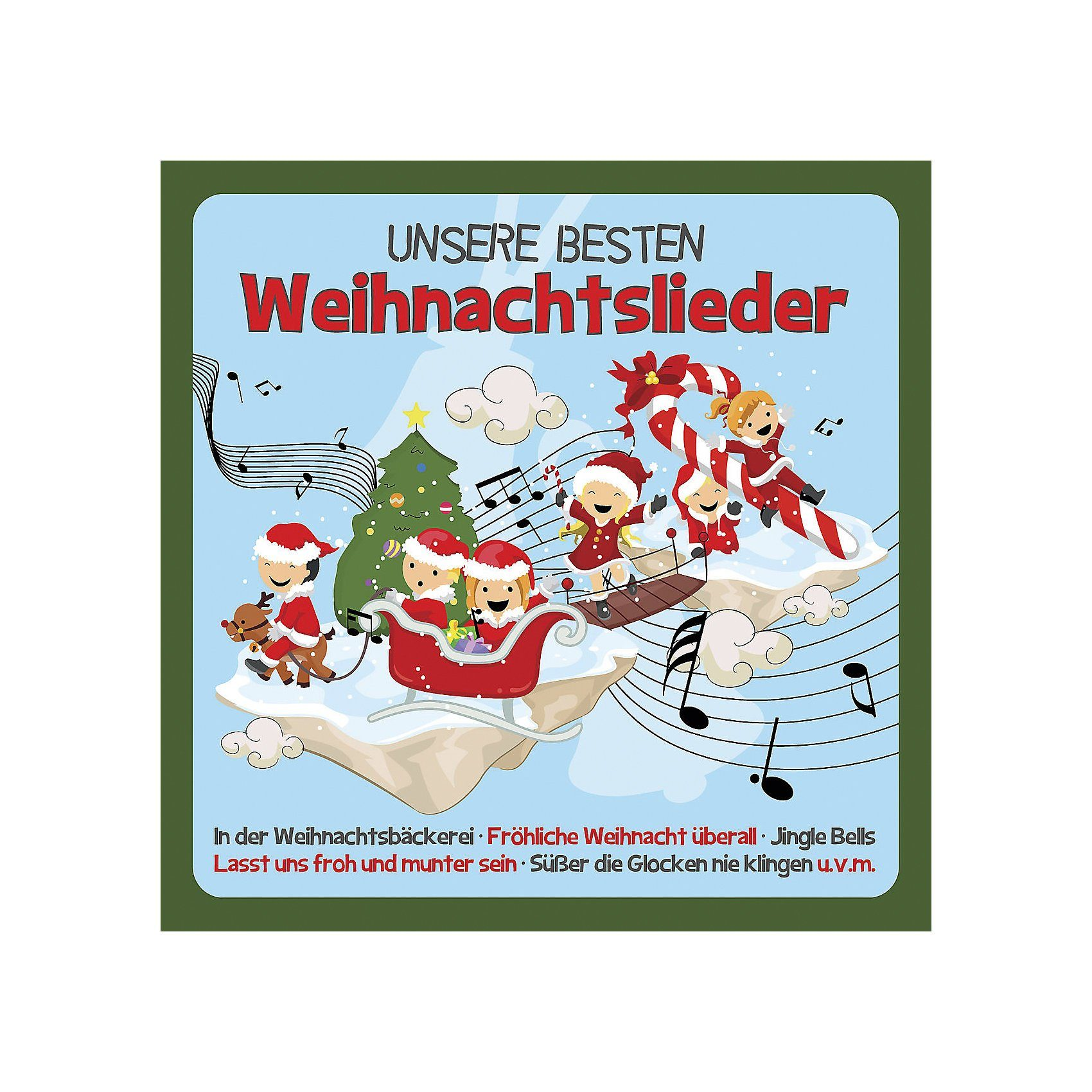 Universal Unsere besten Weihnachtslieder
