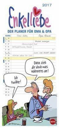 Kalender »Butschkow Enkelliebe Planer für zwei -...«