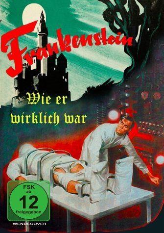 DVD »Frankenstein - Wie er wirklich war (2 Discs)«