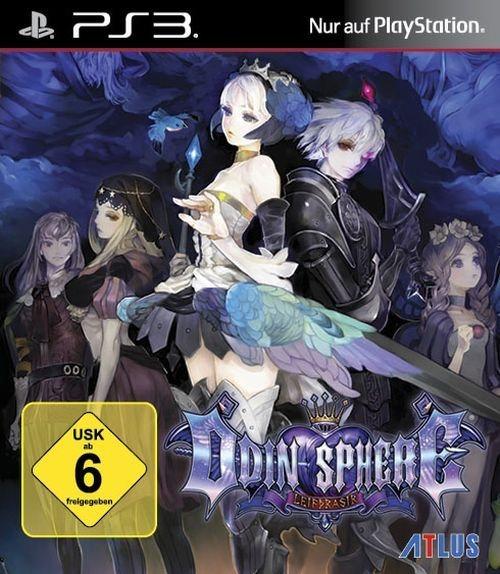 Atlus Playstation 3 - Spiel »Odin Sphere«