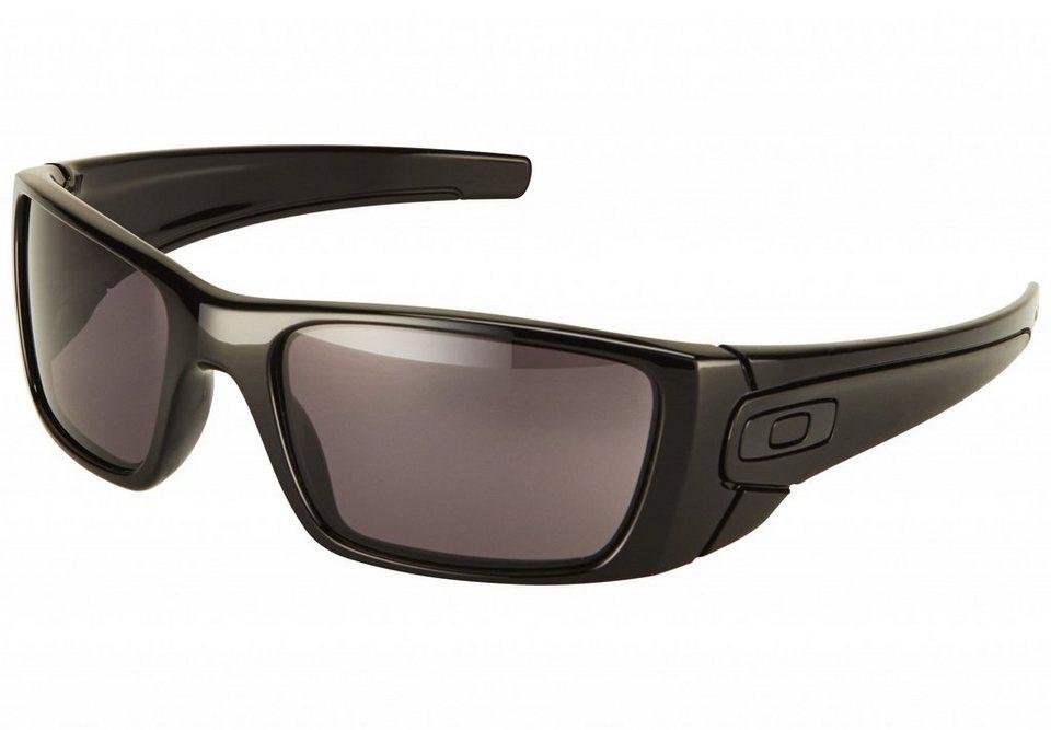 Oakley Radsportbrille »Fuel Cell« in schwarz