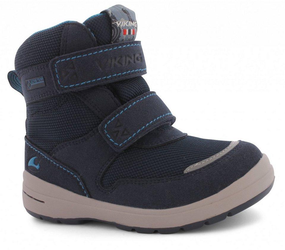 VIKING Stiefel »Tokke GTX Shoes Kids« in blau