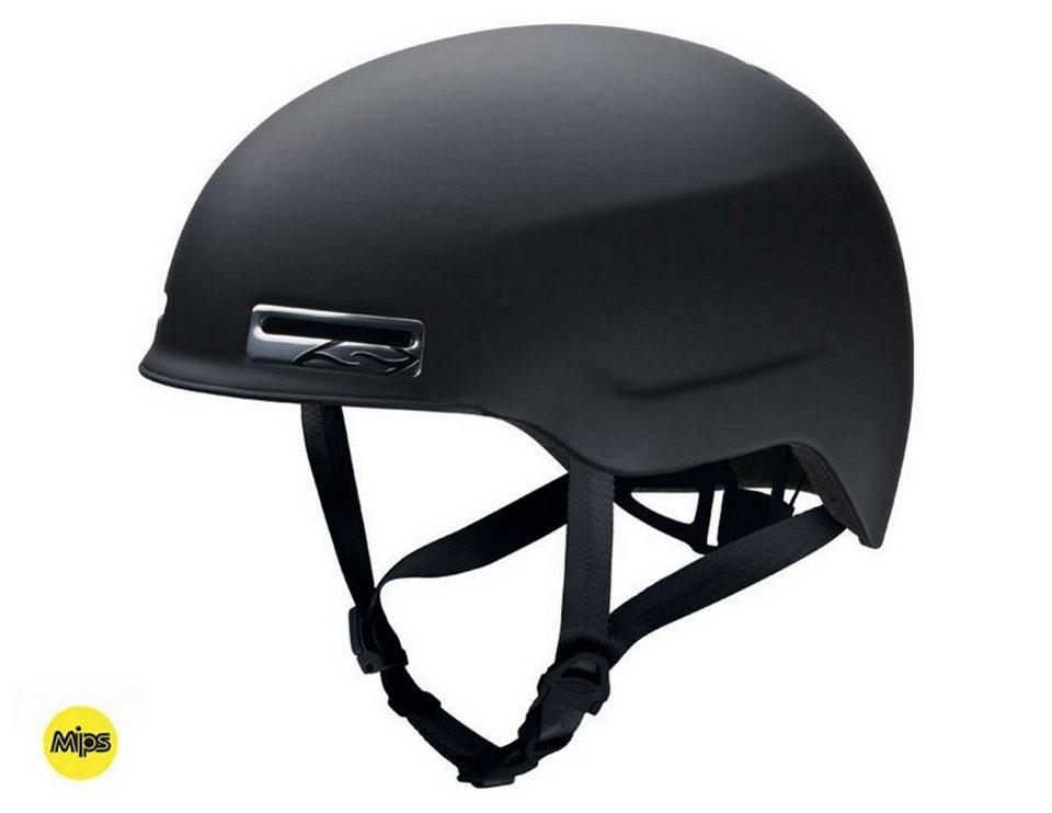 Smith Fahrradhelm »Maze Bike MIPS Helmet Men« in schwarz