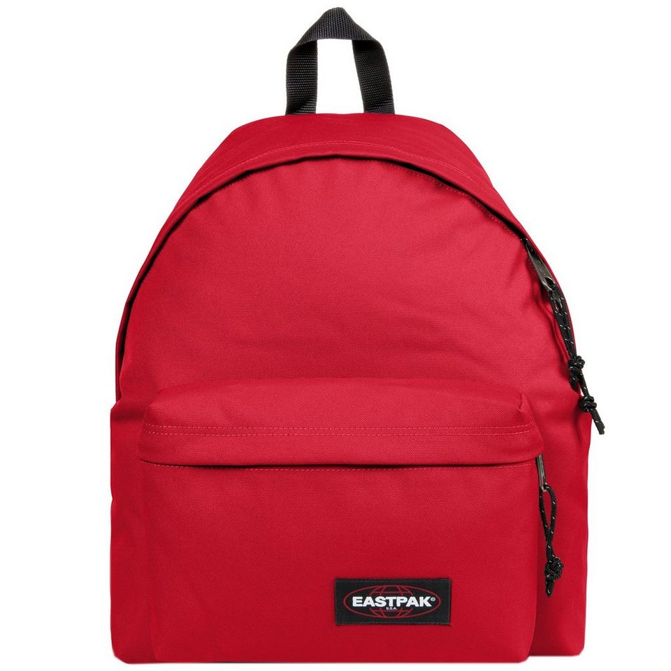 Eastpak Authentic Collection Padded Dok'r Rucksack 40 cm Laptopfach in chuppachop red