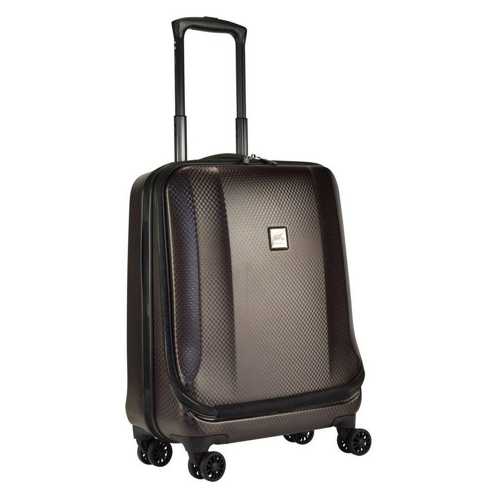 titan xenon deluxe 4 rollen business trolley 55 cm laptopfach online kaufen otto. Black Bedroom Furniture Sets. Home Design Ideas