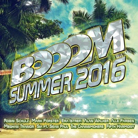 Audio CD »Various: Booom Summer 2016«