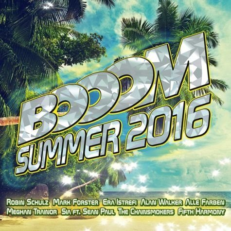 Audio CD »Various: Booom Summer 2016«