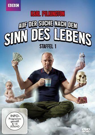 DVD »Karl Pilkington - Auf der Suche nach dem Sinn...«
