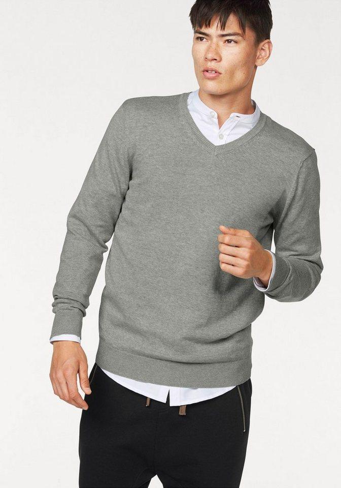 pullover über hemd tragen