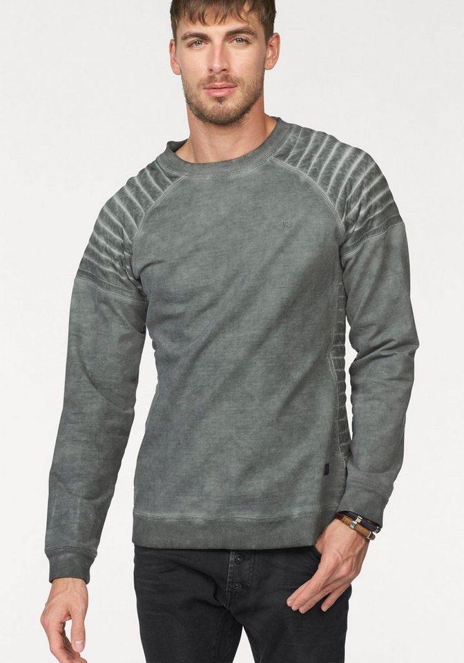 bruno banani sweatshirt online kaufen otto. Black Bedroom Furniture Sets. Home Design Ideas