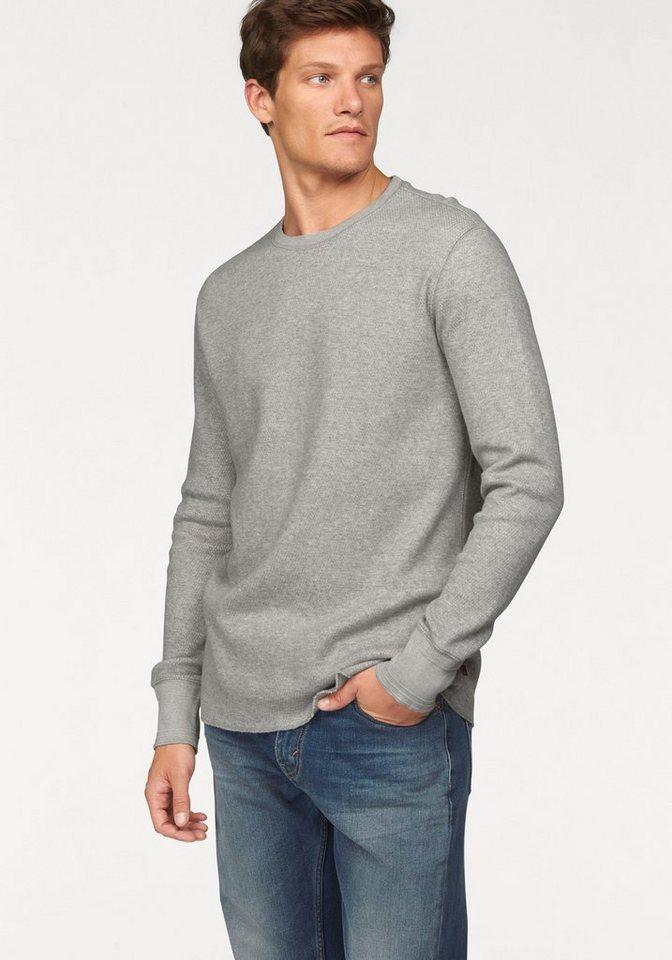 Levi's® Sweatshirt in grau-meliert