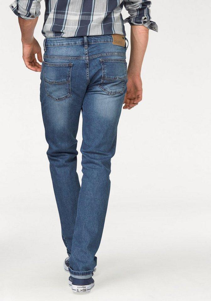 Colorado Denim 5-Pocket-Jeans »C932« mit starken Crinkle-Effekten in twilight-blue