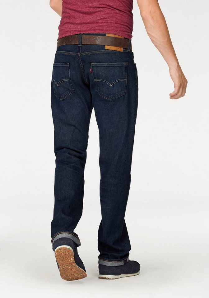 Levi's® Straight-Jeans »501®« in chip