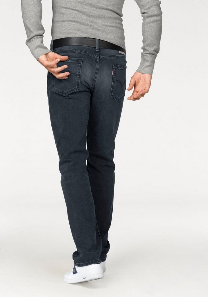 Levi's® Stretch-Jeans »514™« in shipyard