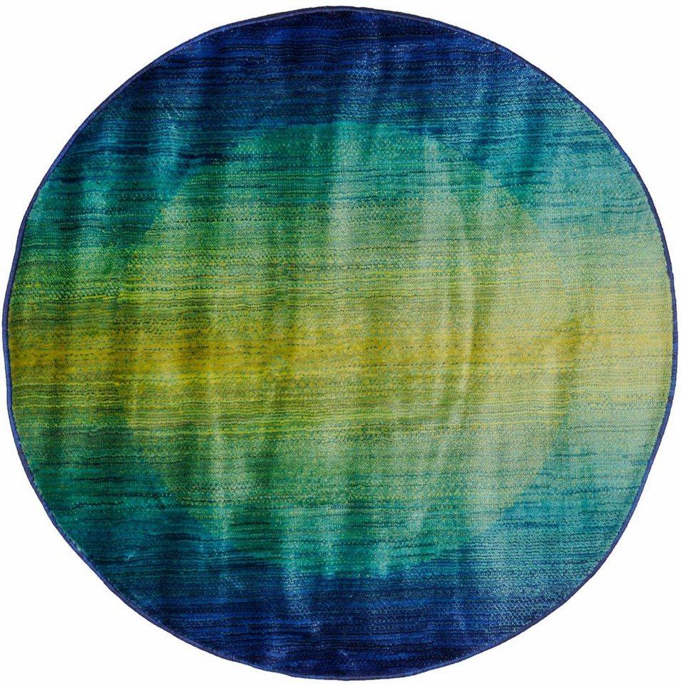 Teppich, rund, Oriental Weavers, »Oriental Summer 5« in blau