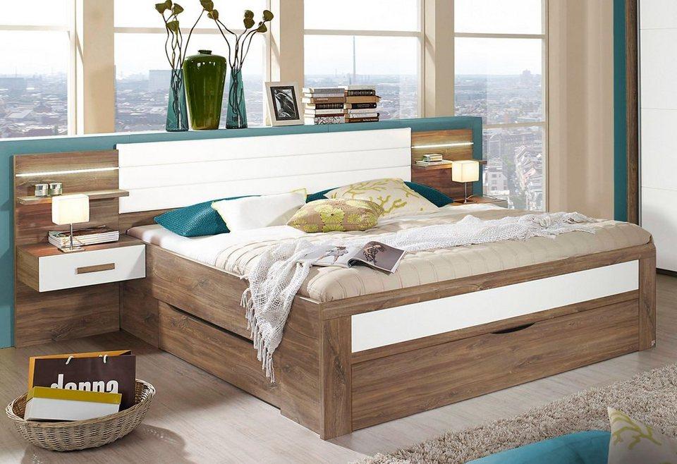 rauch pack s led bett beleuchtung bernau kaufen otto. Black Bedroom Furniture Sets. Home Design Ideas